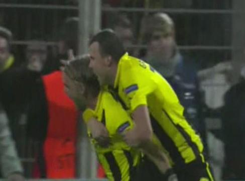 Borussia Dortmund 2-1 Real Madrid