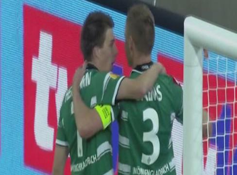 Borussia Monchengladbach 2-0 Marseille