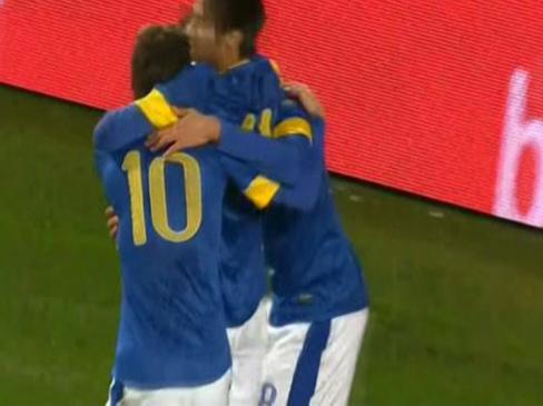 Brazil 2-0 Iraq