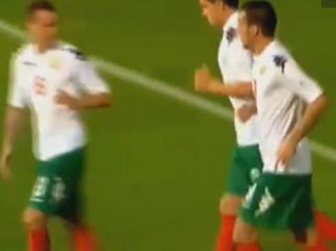 Bulgaria 1-1 Denmark