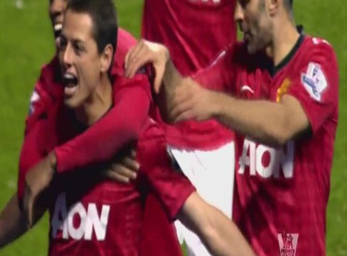 Chelsea 2-3 Manchester United