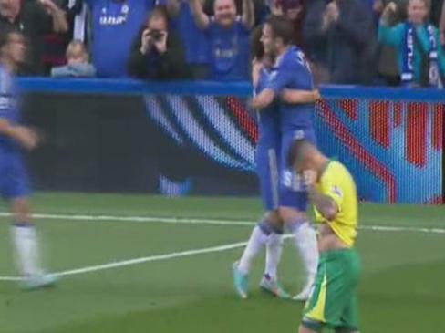 Chelsea 4-1 Norwich City