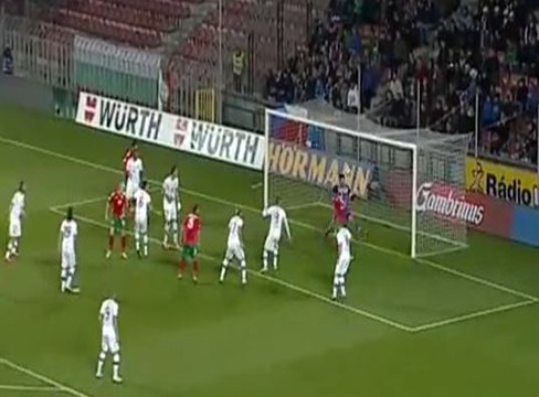 Czech Republic 0-0 Bulgaria