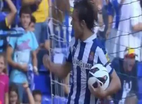 Espanyol 3-2 Rayo Vallecano