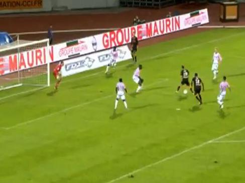 Evian TG 1-1 Lorient