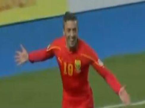 FYR Macedonia 1-2 Croatia