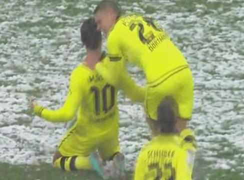 Freiburg 0-2 Borussia Dortmund