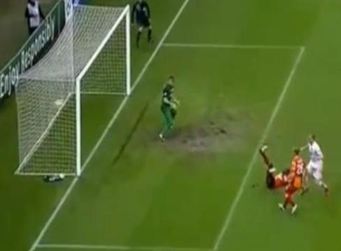 Galatasaray 1-1 CFR Cluj