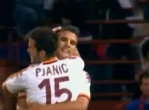 Genoa 2-4 AS Roma