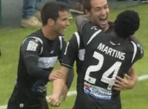 Getafe 0-1 Levante