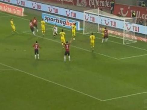Hannover 1-1 Dortmund