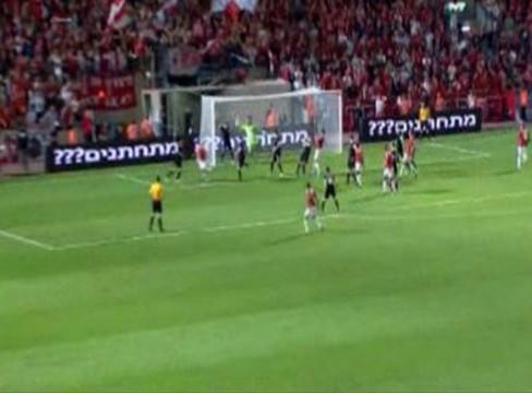 Hapoel Tel Aviv 1-1 Viktoria Plzen