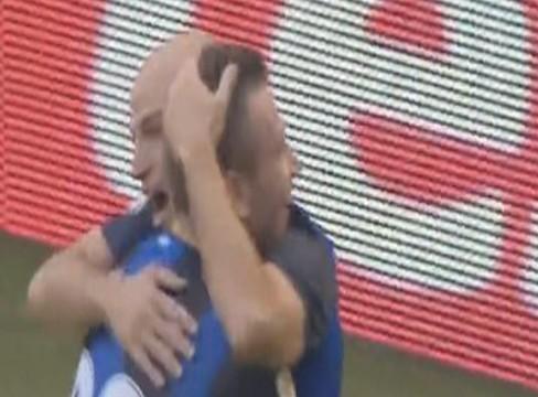 Inter 2-0 Catania