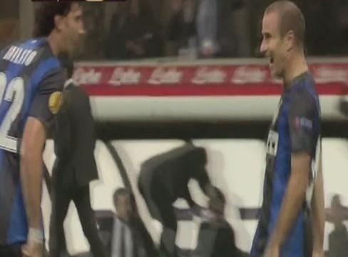 Inter 1-0 Partizan Beograd