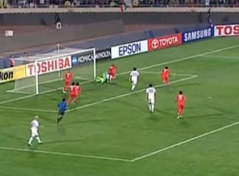 Iran 1-0 South Korea