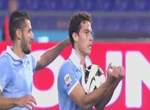 Lazio 3-2 AC AMilan