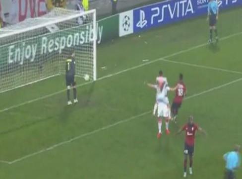 Lille 0-1 Bayern Munich