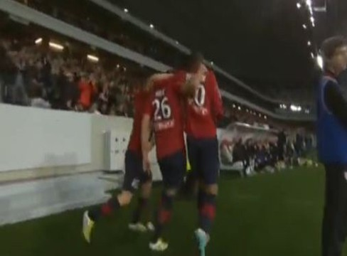 Lille 1-0 Toulouse