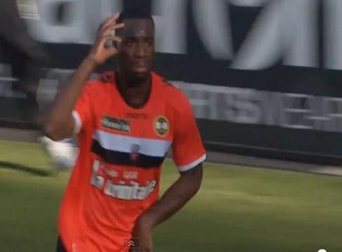Lorient 4-4 Ajaccio
