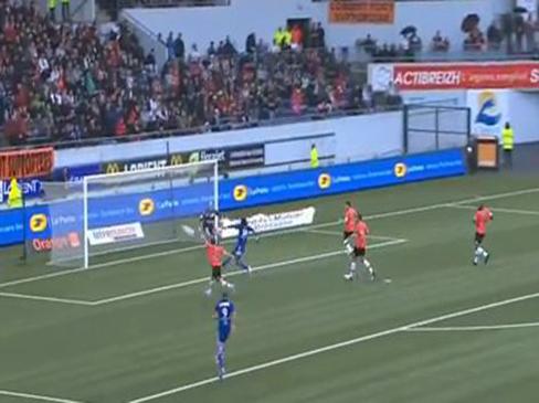 Lorient 1-1 Lyon