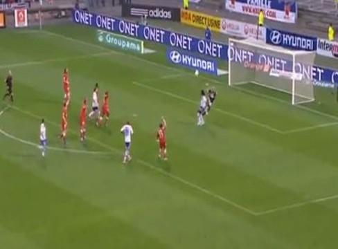 Lyon 1-0 Brest