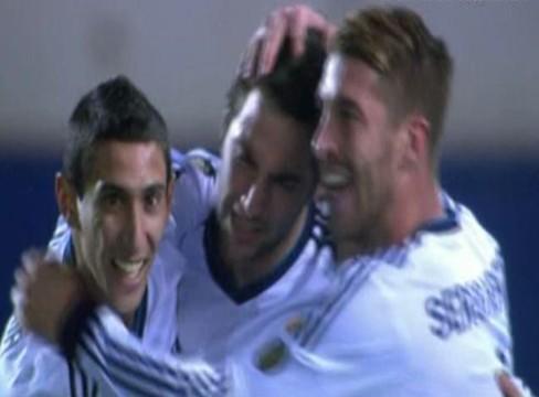 Mallorca 0-5 Real Madrid