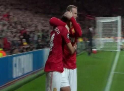 Manchester United 3-2 Sporting Braga