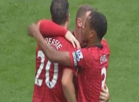 Manchester United 4-2 Stoke City