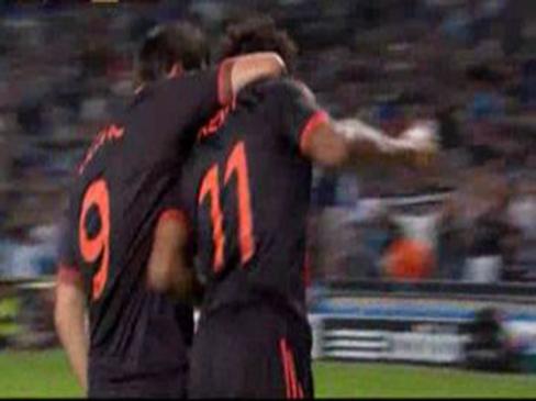Marseille 5-1 AEL