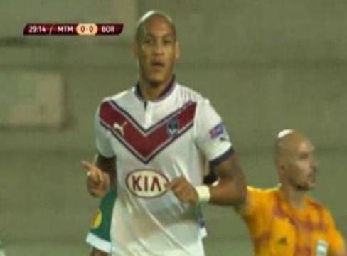Maritimo 1-1 Bordeaux