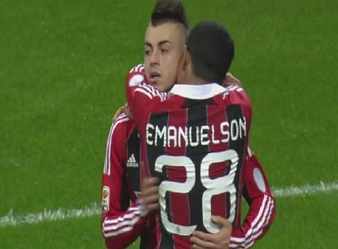 AC Milan 1-0 Genoa