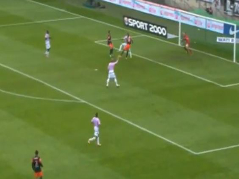 Montpellier 2-3 Evian TG
