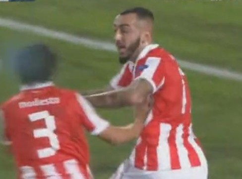 Montpellier 1-2 Olympiacos