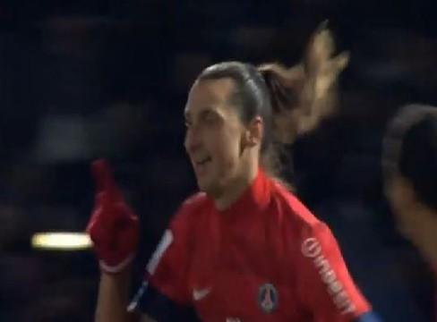 Nancy 0-1 Paris Saint-Germain