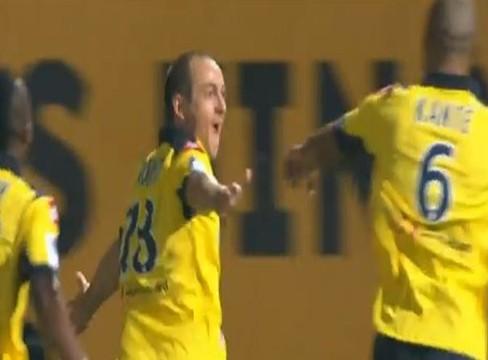 Nancy 1-1 Sochaux