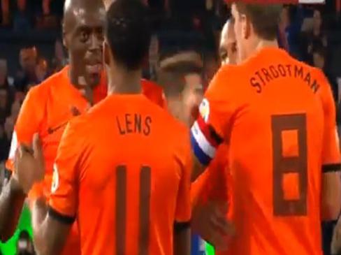 Netherlands 3-0 Andorra