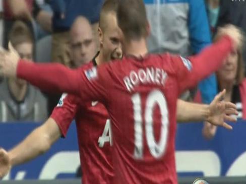 Newcastle United 0-3 Manchester United