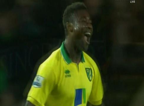 Norwich City 2-1 Tottenham Hotspur