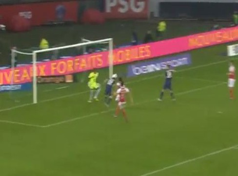 Paris Saint-Germain 1-0 Reims