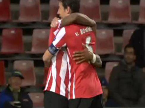 PSV Eindhoven 3-0 Napoli