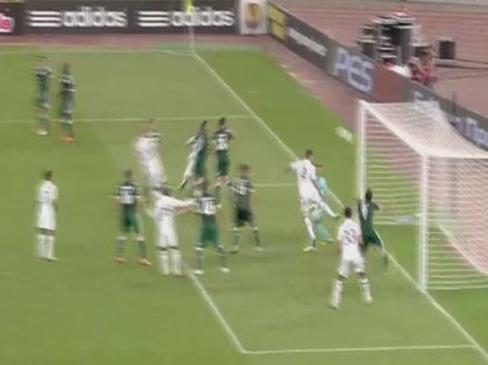 Panathinaikos 1-1 Tottenham Hotspur