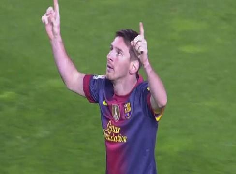 Rayo Vallecano 0-5 Barcelona