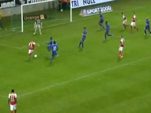 Reims 3-1 Nice