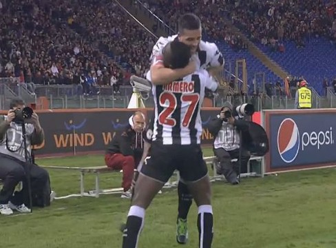 AS Roma 2-3 Udinese