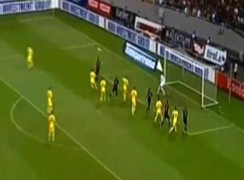 Romania 1-4 Netherlands