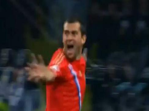 Russia 1-0 Portugal