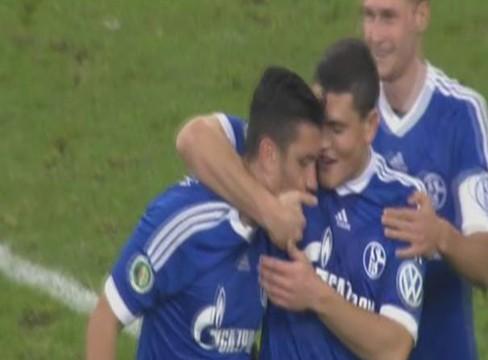 Schalke 3-0 Sandhausen