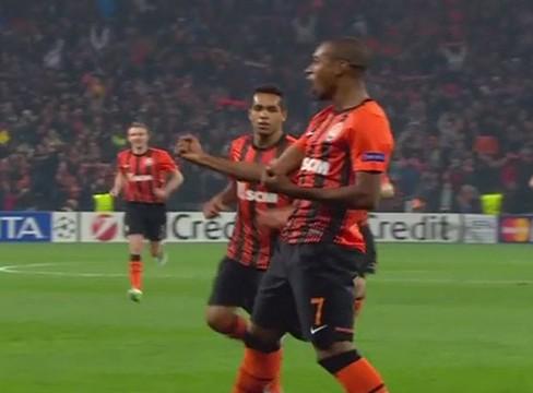 Shakhtar Donetsk 2-1 Chelsea