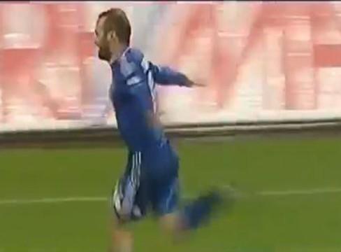 Slovakia 0-1 Greece