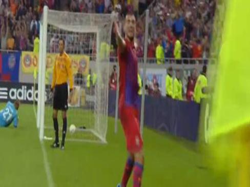 Steaua Bucuresti 1-0 Copenhagen